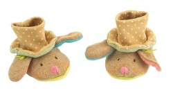 Moulin Roty - Chaussons chien - Tartempois