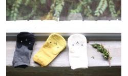Mini Dressing - Set de chaussettes lapins