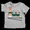 Whistle & Flute - Kawaii Sushi T-Shirt