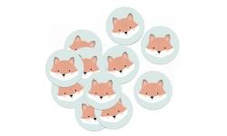 Zü - Stickers Lapins