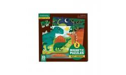 Mudpuppy - Puzzle magnétique