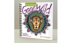 Chameleon - Livre de coloriage - Mandalas Gone Wild - Dino Tomic