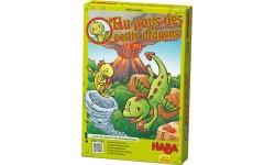 Haba - Au pays des petits dragons – Le jeu