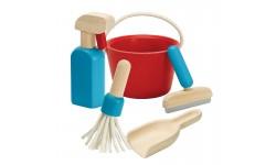 Plan toys - Set de nettoyage