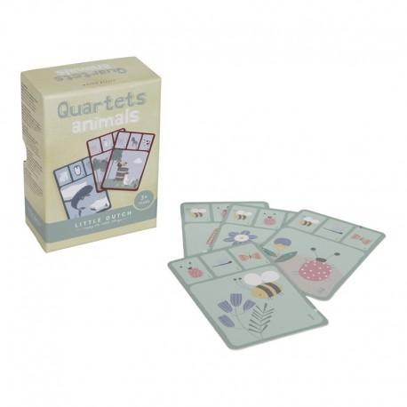 Little Dutch - Jeu de cartes « Quartet »