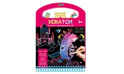 Avenir - Scratch book