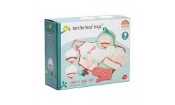 Tender leaf toys - Set de cuisinier
