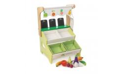 Tender leaf toys - Stand de marché