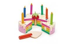Tender leaf toys - Gâteau d'anniversaire