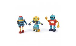 Tender leaf toys - Set de construction robots