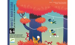 Djeco - Jeu de cartes Forest adventure