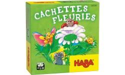 Mini jeu Haba - Cachettes fleuries