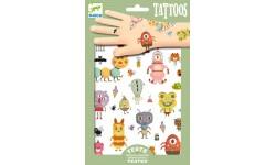 Djeco - Tatouages