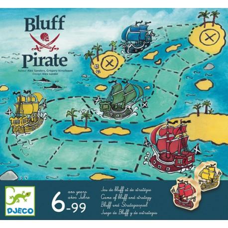 Djeco - Bluff pirate
