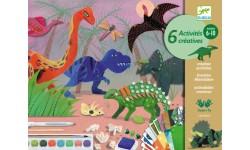 Djeco - Coffret 6 activités créatives