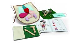 Plan toys - Set de chirurgien
