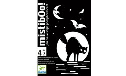 Djeco - Jeu de carte Mistiboo