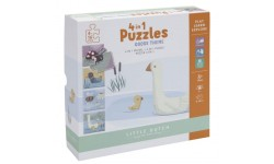 Little Dutch - Puzzle 4 en 1