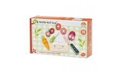 Tender leaf toys - Planche à découper et légumes