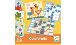 Djeco - Eduludo Coloformix