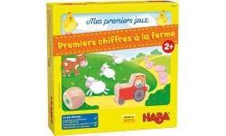 Haba - Mes premiers jeux – Premiers chiffres à la ferme