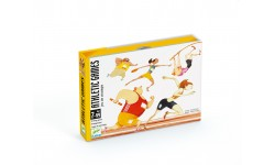 Djeco - Jeu de carte Athletic games