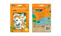 Avenir - Stickers pocket
