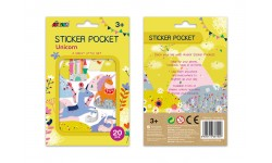 Avenir - Stickers pocket