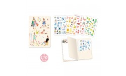 Djeco - Carnet stickers