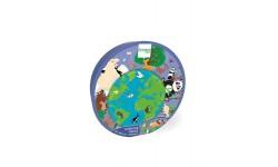 Scratch Europe - Puzzle 45 pcs