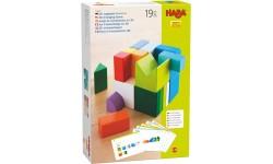 Haba - Jeu d'assemblage en 3D Cubes Mix