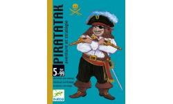 Djeco - Jeu de carte Piratatak