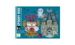 Djeco - Jeu de carte Spooky Boo